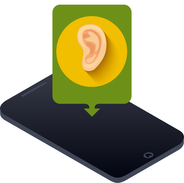 6 Aplikasi Ponsel Untuk Alat Bantu Dengar dan Gangguan Pendengaran