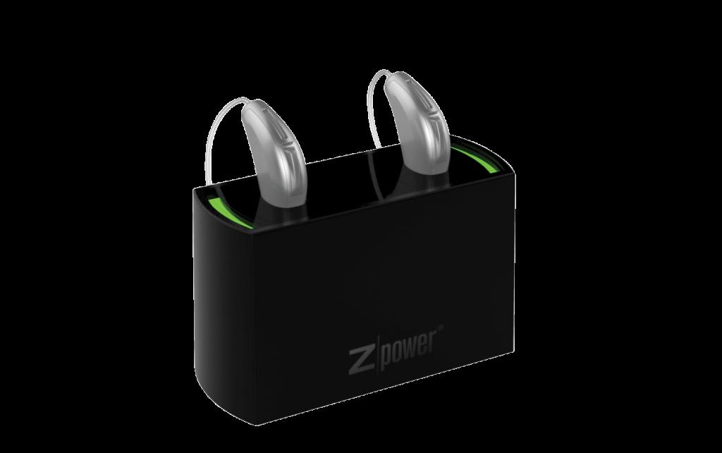 Baterai Alat Bantu Dengar yang Dapat Diisi Ulang