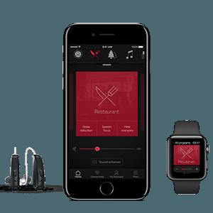 Resound Linx Dapat Dihubungkan Dengan Perangkat iPhone