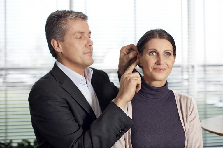 Pengaturan Alat Bantu Dengar